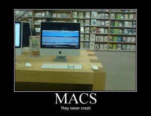 MAC-овете не забиват