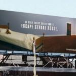 Билборд избягвайте сексуалното насилие