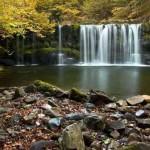 Водопад - природна снимка