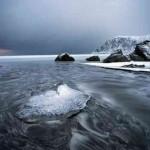 Красива фотография на ледници